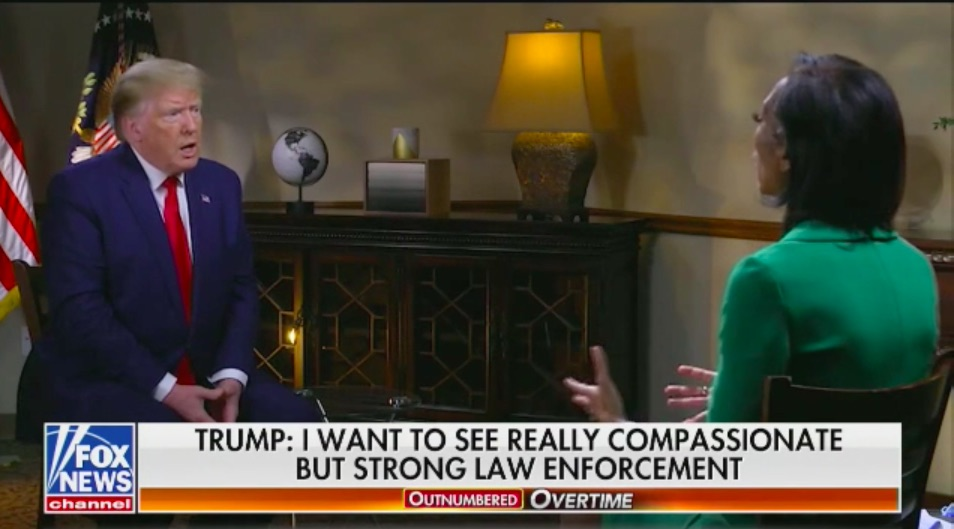 Trump Interview Scores Big Ratings Win for Outnumbered Overtime