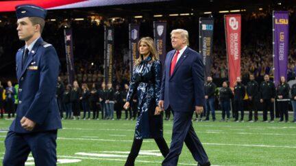 Trump Saul Loeb/Getty Images