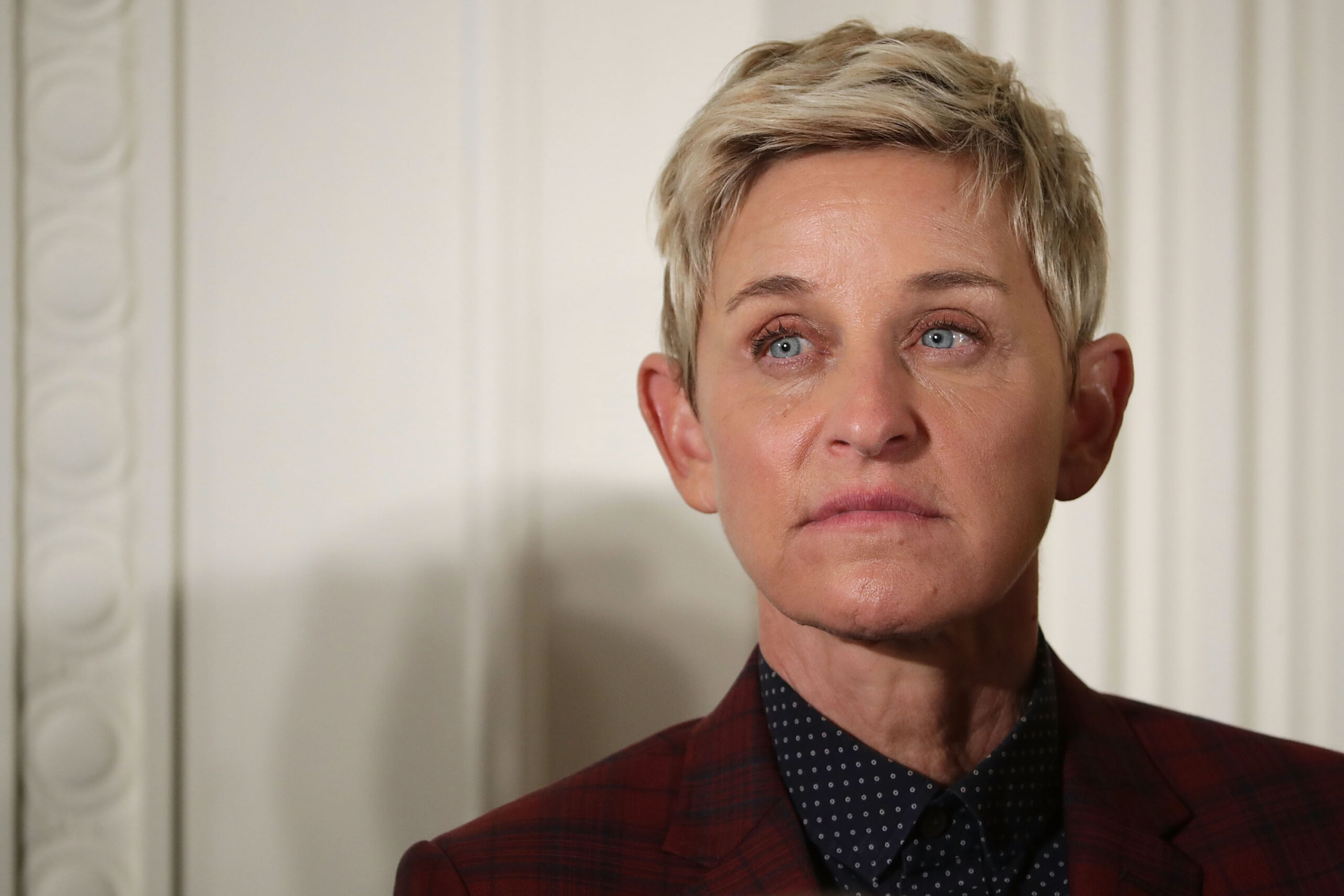 Ellen DeGeneress wife Portia de Rossi breaks silence on her infamy