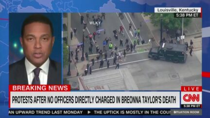 Don Lemon Calls Out Lack of Indictments for Breonna Taylor