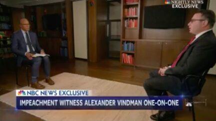 LTC Alexander Vindman Urges Voters to Defeat Trump