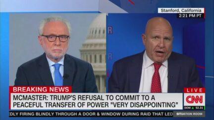 H.R. McMaster on CNN