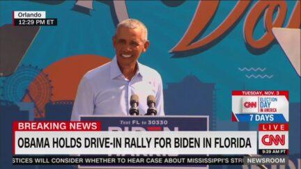 obama at biden rally in orlando