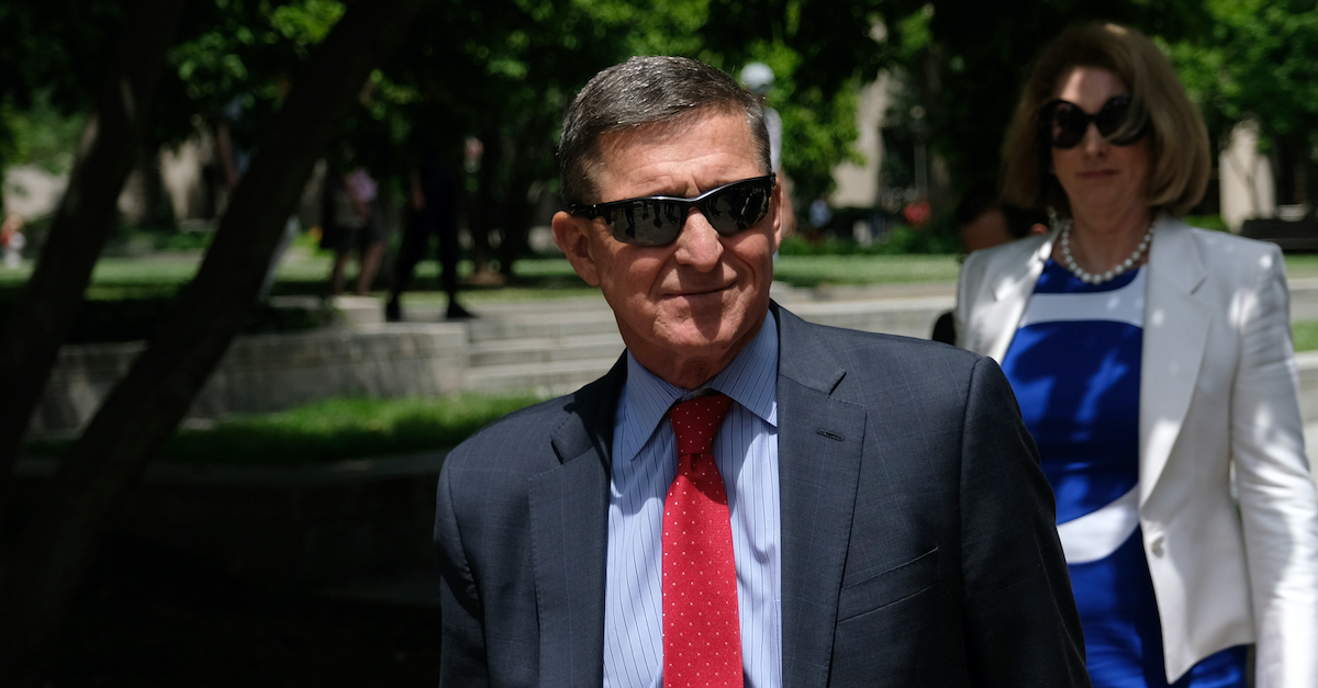 Donald Trump Plans To Pardon Former Aide Michael Flynn