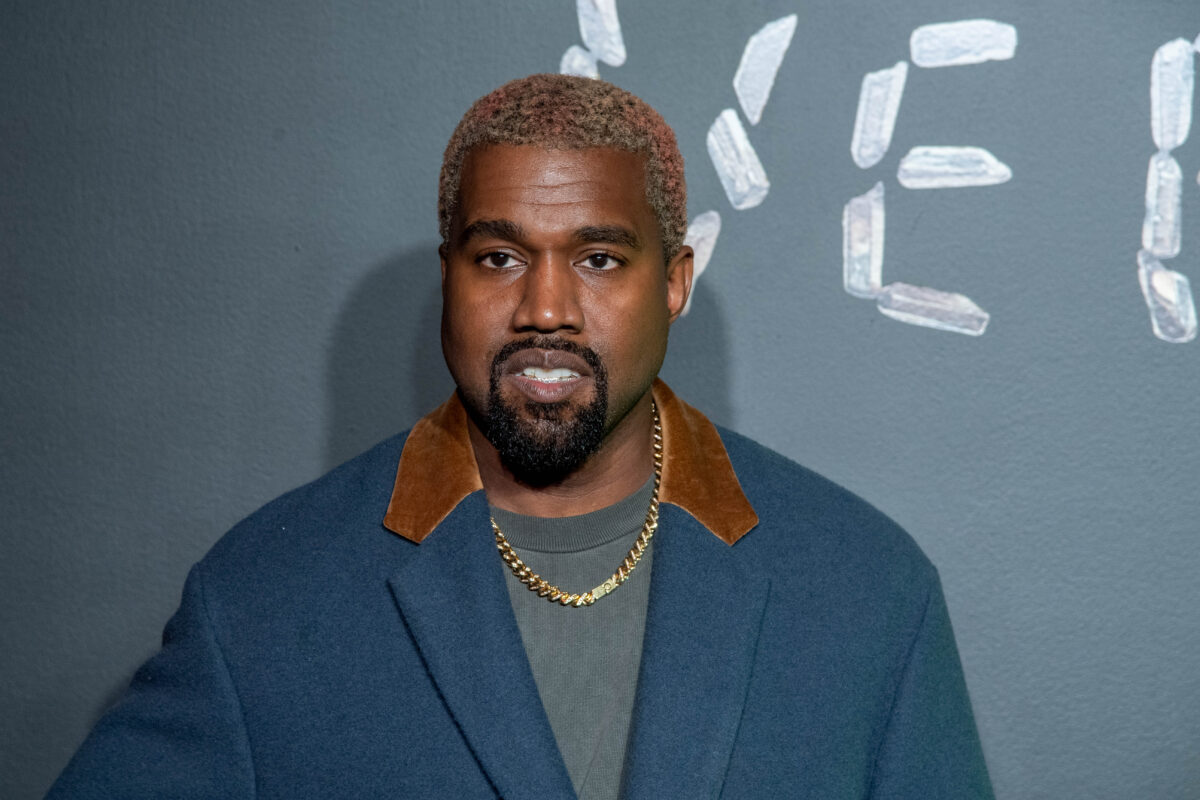 Kanye West, despite slim chances of victory, seems undeterred in campaign ad