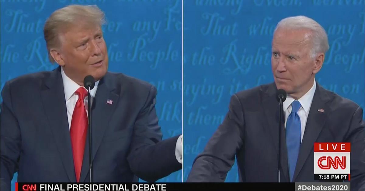 Trump Mocked for False Claim Biden 'Called Black Youth SUPER PREDATORS': He Thinks He's 'Still Running Against Hillary'
