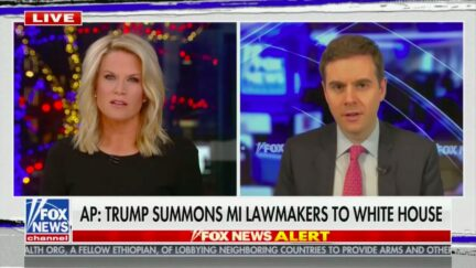 Guy Benson Claims That If Hillary, Obama Were Meddling in Michigan Election Like Trump Is Now, Conservatives Would Be 'In The Streets Screaming Their Heads Off'