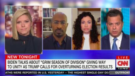 John Avlon Shreds Trump Over 'Delusional Claim He Won 2020 Election 'By a Lot'