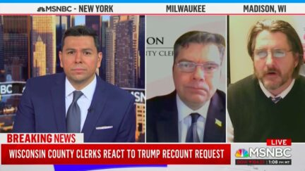 Wisconsin County Clerks React to Trump Recount Allegations