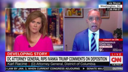 DC AG Karl Racine Rips Ivanka Trump's 'Entirely Misleading' Spin on Her Inauguration Fraud Deposition