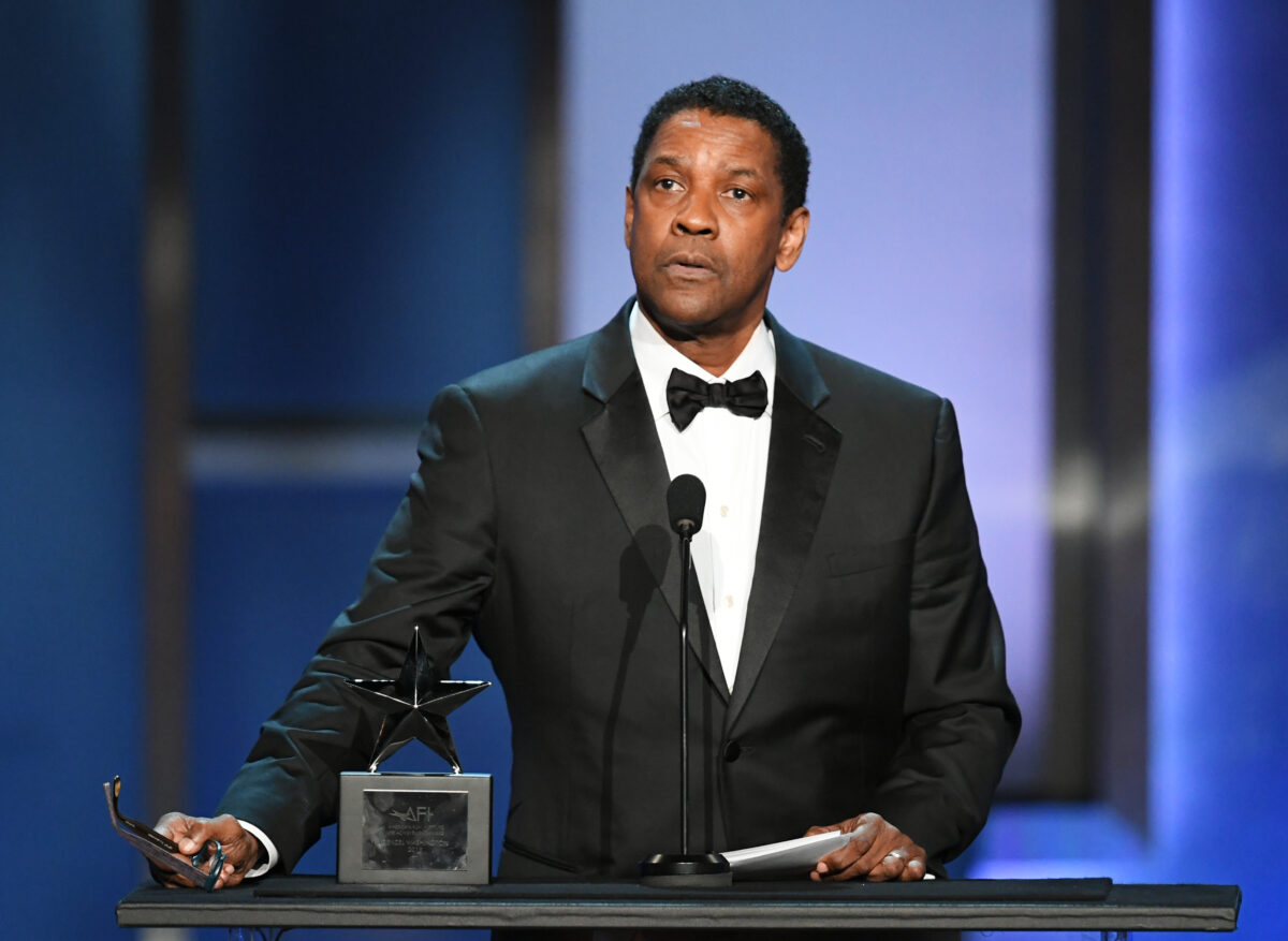 Denzel Washington HBO Max