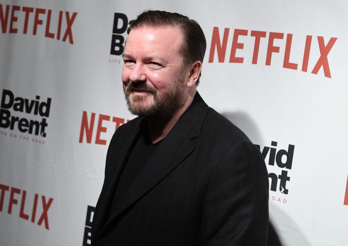 Ricky Gervais Cancel Culture