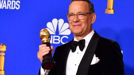 Tom Hanks Covid Vaccine