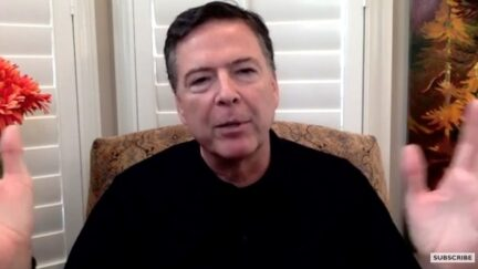 James Comey Offers a Plethora of Takes on Donald Trump