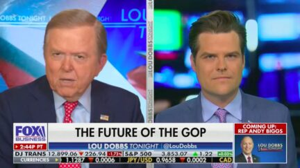 Lou Dobbs Hits GOP Elites, Says Pro-Trump Patriot Party 'Real Likelihood'