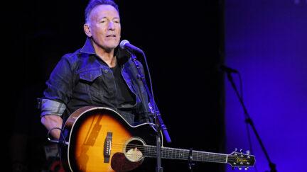 Bruce Springsteen DWI
