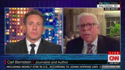 Carl Bernstein Condemns GOP for Defending Trump's 'Evil' Agenda