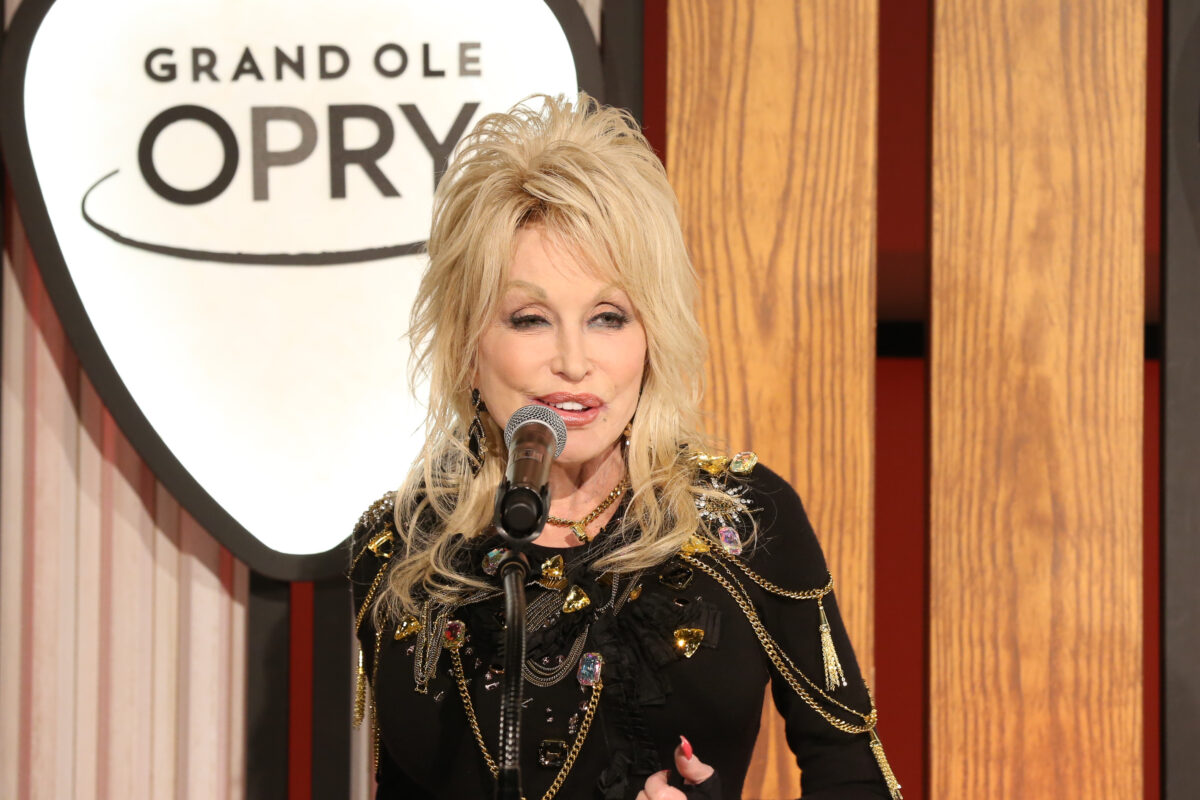 Dolly Parton rejected Trump's Medal of Freedom offers twice