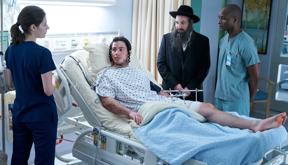 Nurses Anti Semitism