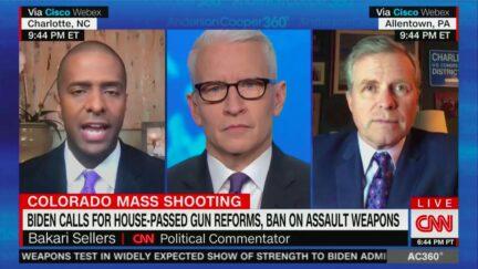 Bakari Sellers Urges Biden to Pass Gun Safety Legislation