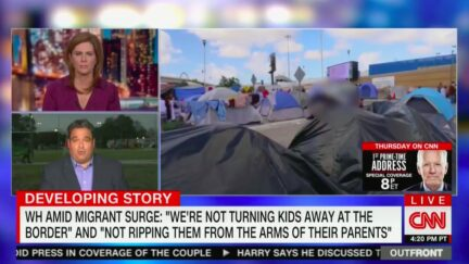 CNN Reports on 'Dramatic Surge' in Immigration at US-Mexico Border