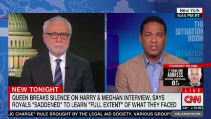 Don Lemon Pans Royal Family Response to Meghan and Harry's Charges of Racism at Palace