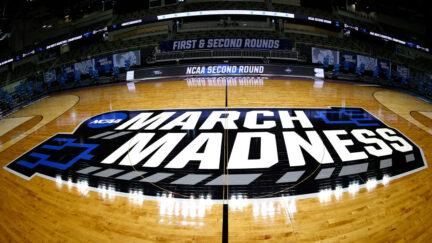 NCAA March Madness logo
