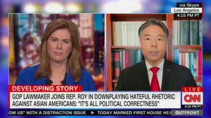 Ted Lieu Calls Out GOP Colleagues Using 'China Virus'