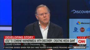 David Zaslav on CNN