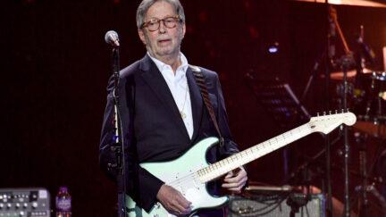 Eric Clapton Music For The Marsden 2020