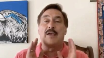 Mike Lindell says Supreme Court has no choice but to take his claims seriously