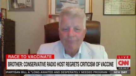Mark Valentine on CNN New day