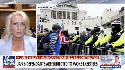 Julie Kelly on fox news