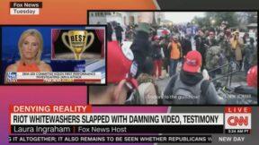 CNN New Day mocks Laura Ingraham