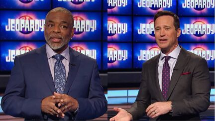 LeVar Burton Mike Richards Jeopardy