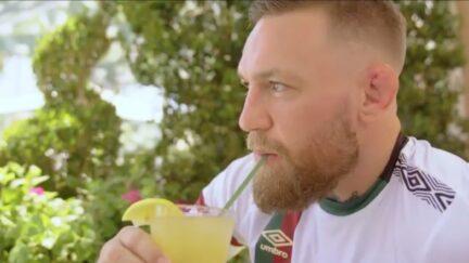 Conor McGregor Drinks Proper Twelve