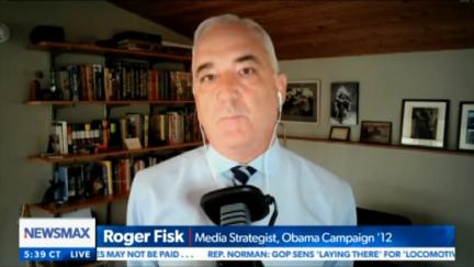Roger Fisk Newsmax Aug. 9