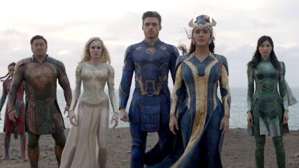 Cast of Marvel's Eternals