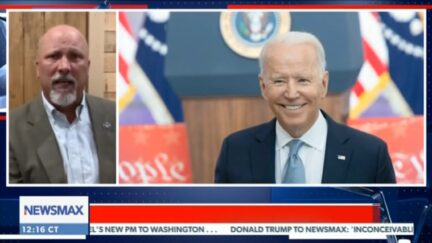 Rep. Chip Roy (R-TX) on Newsmax