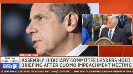 Charles Lavine Andrew Cuomo Impeachment Plans
