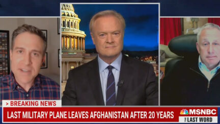 Afghanistan Veteran Lucas Kunce Decries Pundits Who Want to Stay
