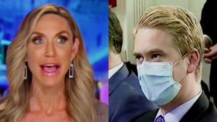 Fox's Lara Trump Claims Biden Has Undone Trump Immigration Policies Hours After Peter Doocy Said the Exact Opposite