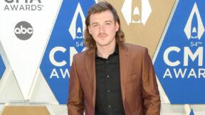 Morgan Wallen at The 54th Annual CMA Awards - Arrivals
