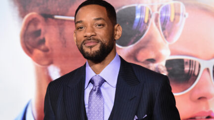 Will Smith at Premiere Of Warner Bros. Pictures'