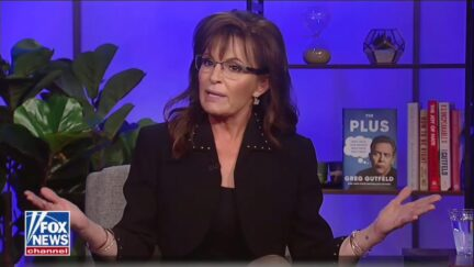 Sarah Palin Announces She is Unvaccinated