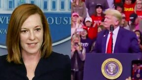 Jen Psaki Has Bad News for Trump and Anyone He Talked To Who Want to Evade Jan. 6 Commission