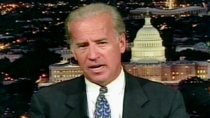 Joe Biden on Sept 12 2001