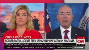 Alejandro Mayorkas on CNN