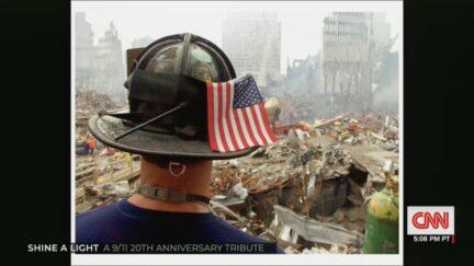 FEMA photographers document Ground Zero after 9/11