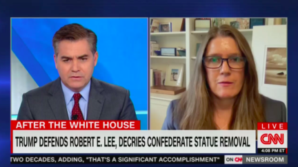 Jim Acosta interviews Mary Trump about former president's actions on anniversary of 9/11